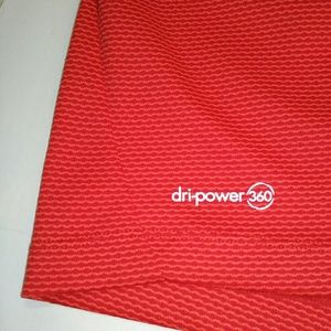 Russell Athletic Shirts - Russell Dri-Power 360 Hooded Athletic Top